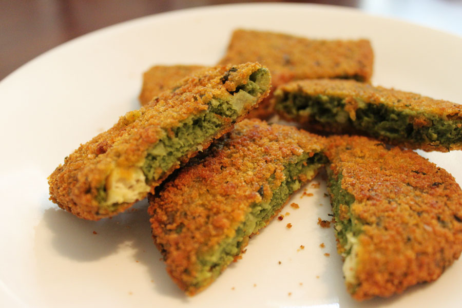... Patch] Mediterranean Spinach & Chickpea Patties – Taste Opinion